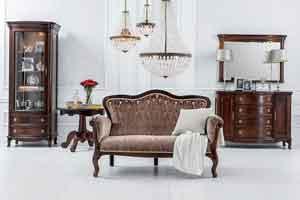 klassische Stilmöbel | italienische Möbel |Kirschbaum